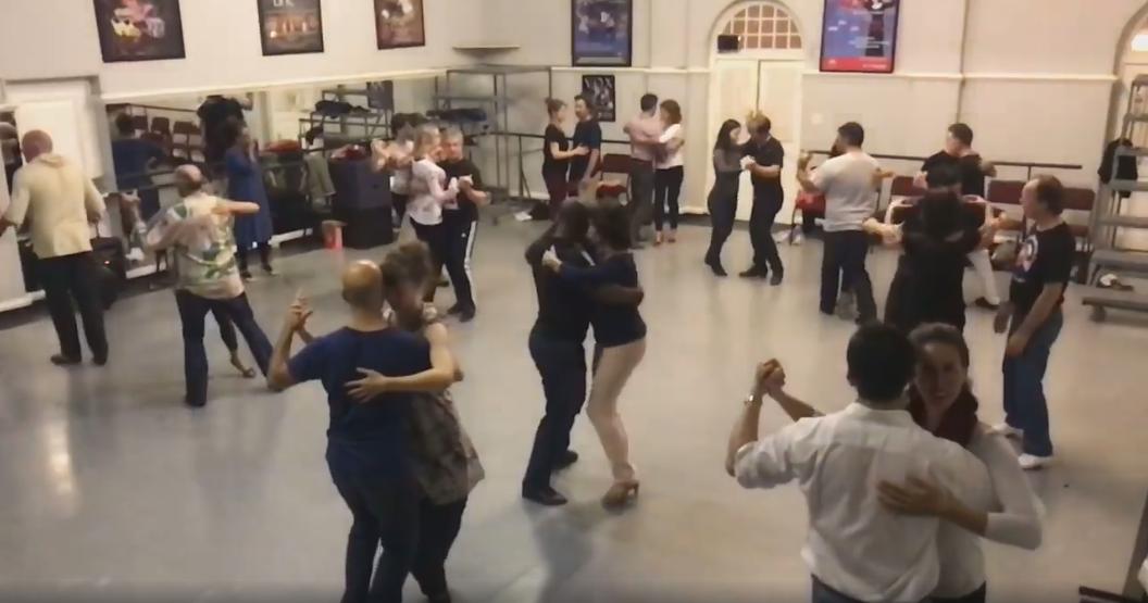 WTS Tango Practice